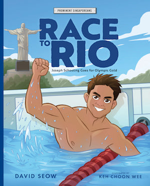 Race to Rio - Localbooks.sg