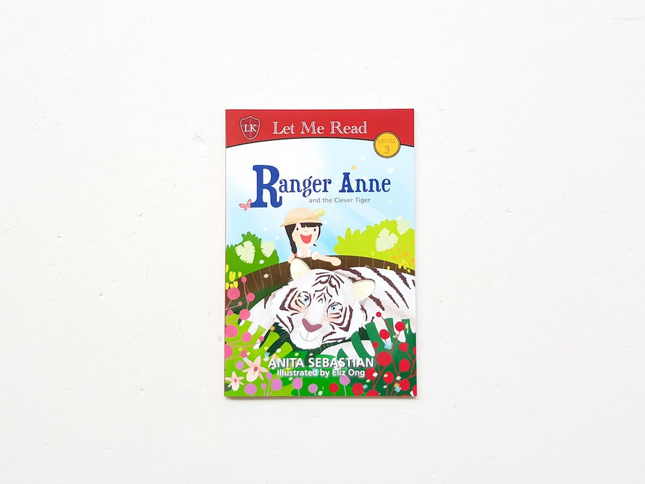 Ranger Anne and the Clever Tiger - Localbooks.sg
