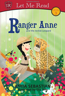 The Ranger Anne Series: Active Leopard by Anita Sebastian