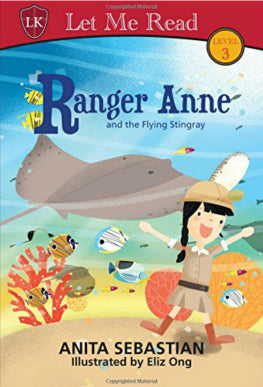 The Ranger Anne Series: Flying Stingray by Anita Sebastian