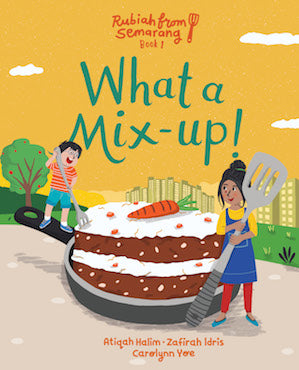 Rubiah from Semarang #1: What a Mix-Up! - Localbooks.sg