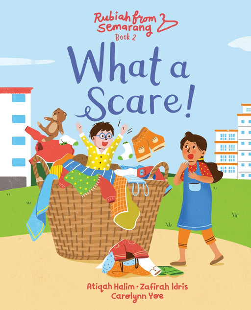 Rubiah from Semarang: What a Scare! (book 2)