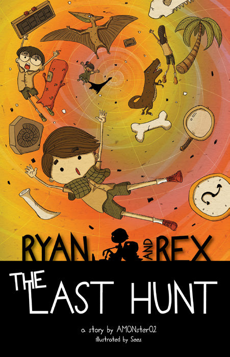 Ryan and Rex #3: The Last Hunt