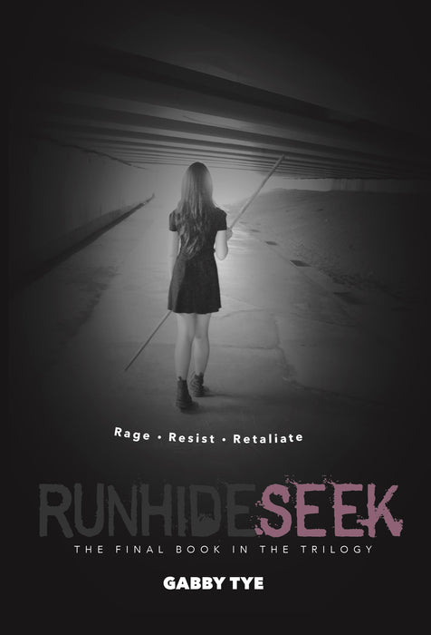 SEEK: the final book in the RunHideSeek trilogy