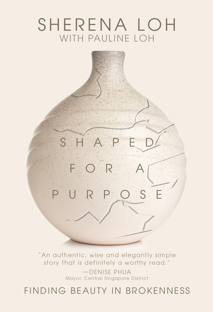 Shaped For A Purpose - Localbooks.sg