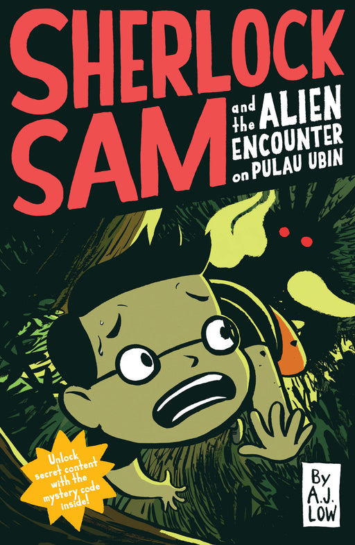 Sherlock Sam and the Alien Encounter on Pulau Ubin