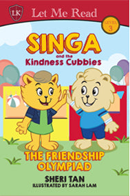 Singa and the Kindness Cubbies Series: The Friendship Olympiad
