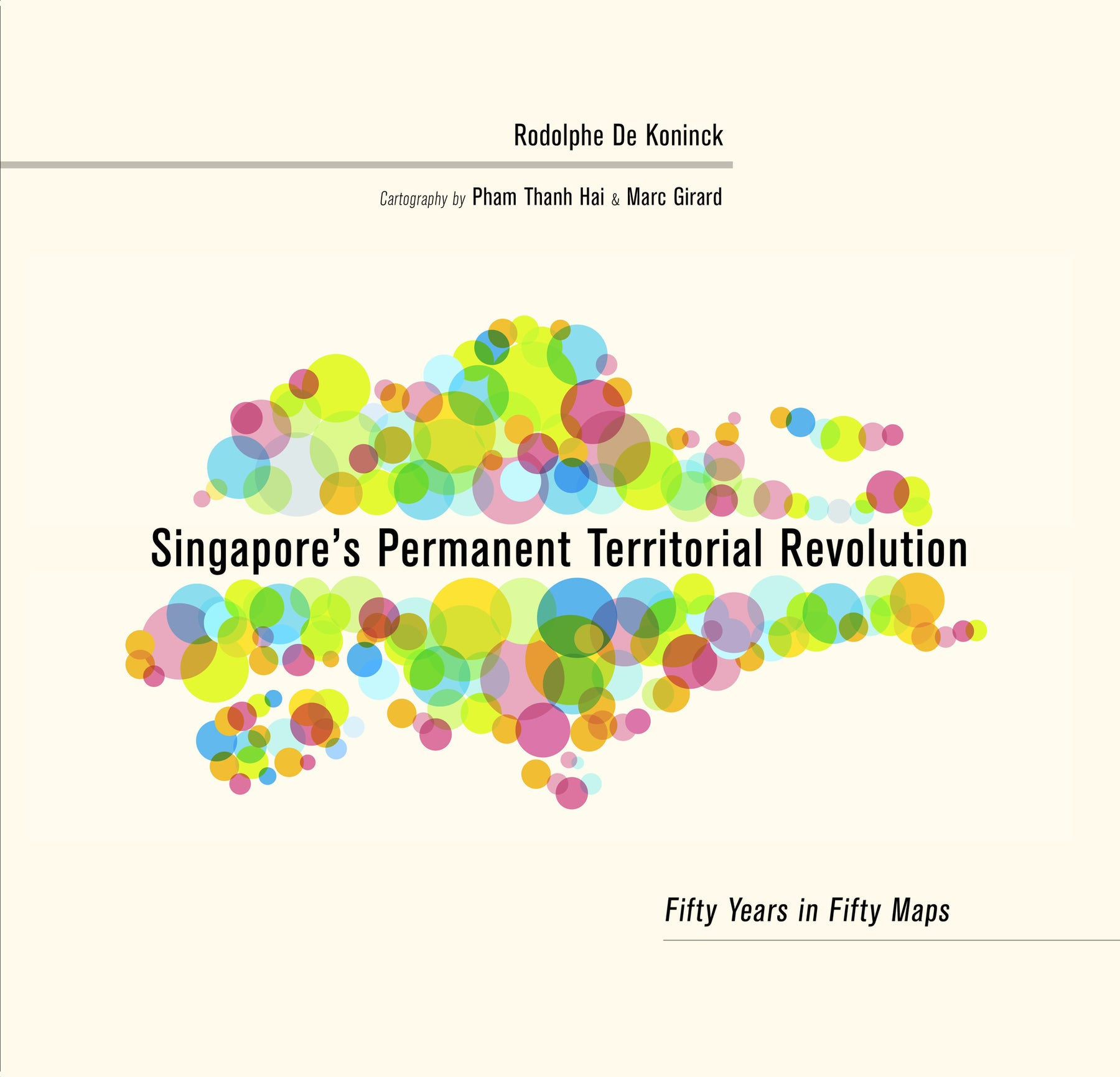 Singapore's Permanent Territorial Revolution - Localbooks.sg