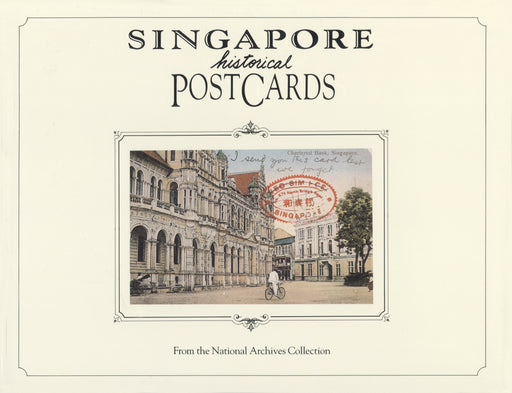 Singapore Historical Postcards - Localbooks.sg
