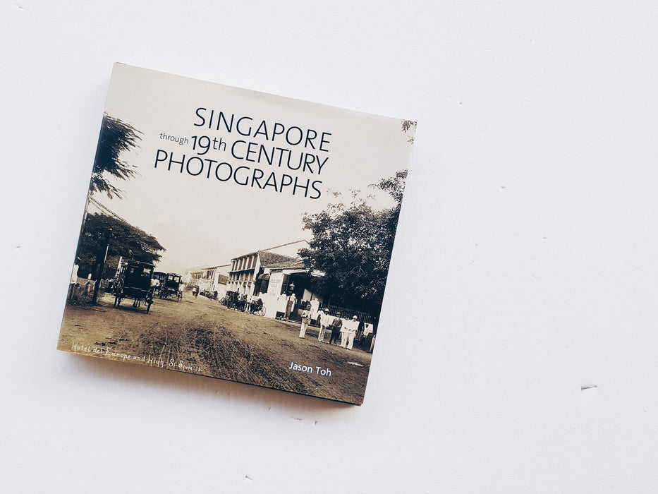 Singapore through 19th Century Photographs Inside Pages