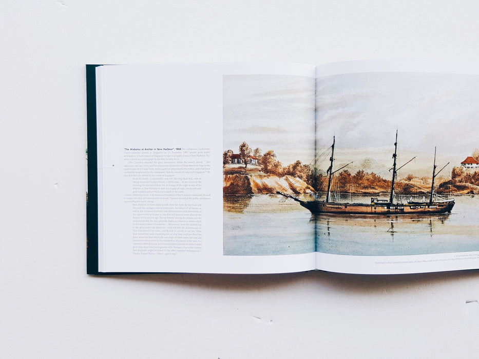 Singapore through 19th Century Prints and Paintings Inside Pages