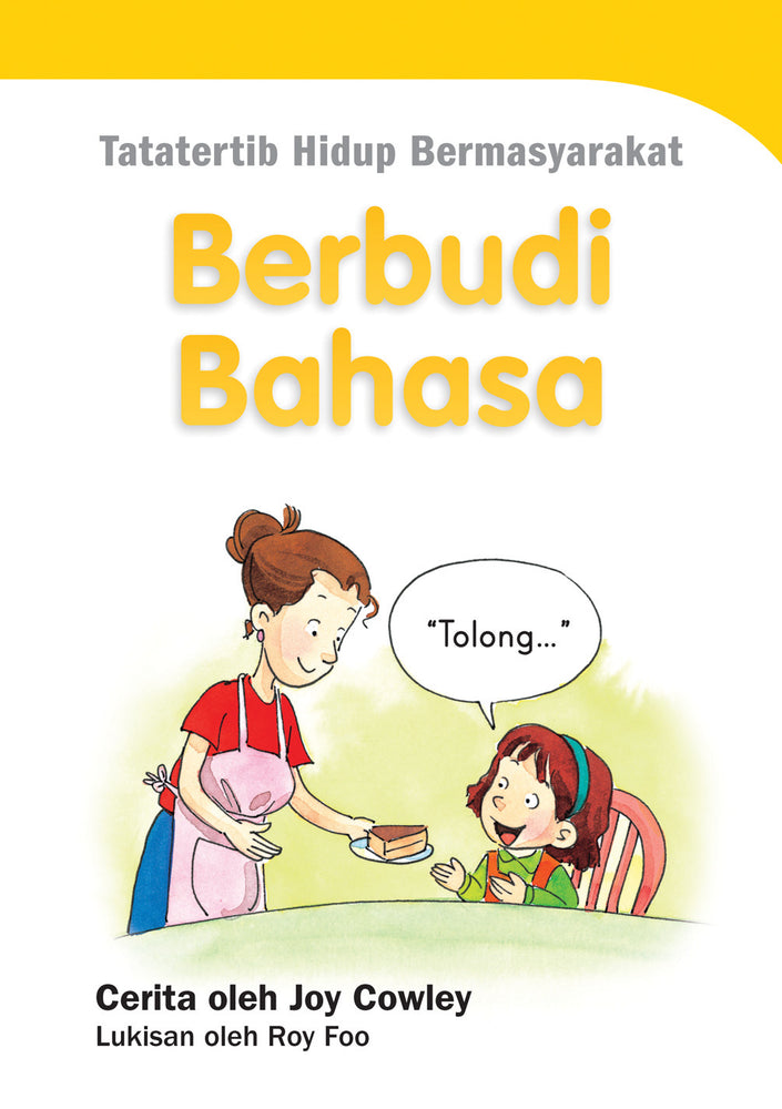 Joy Cowley Well-Being Series: Social Well-Being (Malay Edition) (Set of 8 booklets)