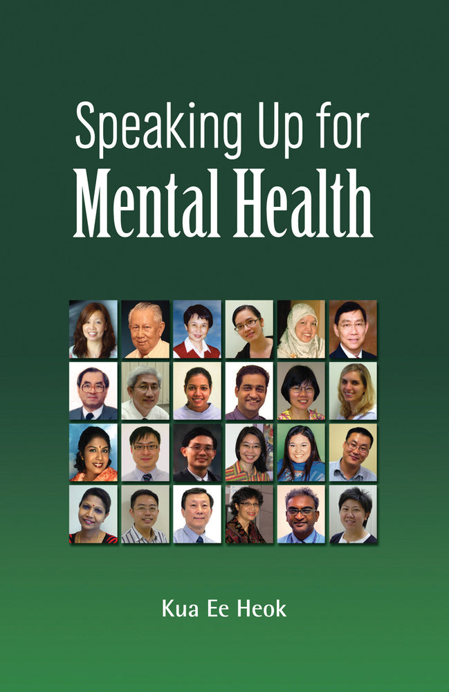Speaking Up for Mental Health