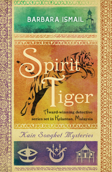 Spirit Tiger - Localbooks.sg