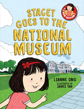Stacey Goes to the National Museum - Localbooks.sg