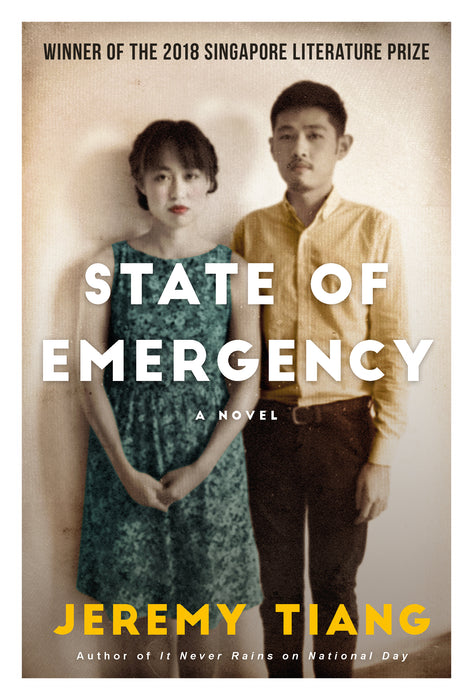State of Emergency - Localbooks.sg