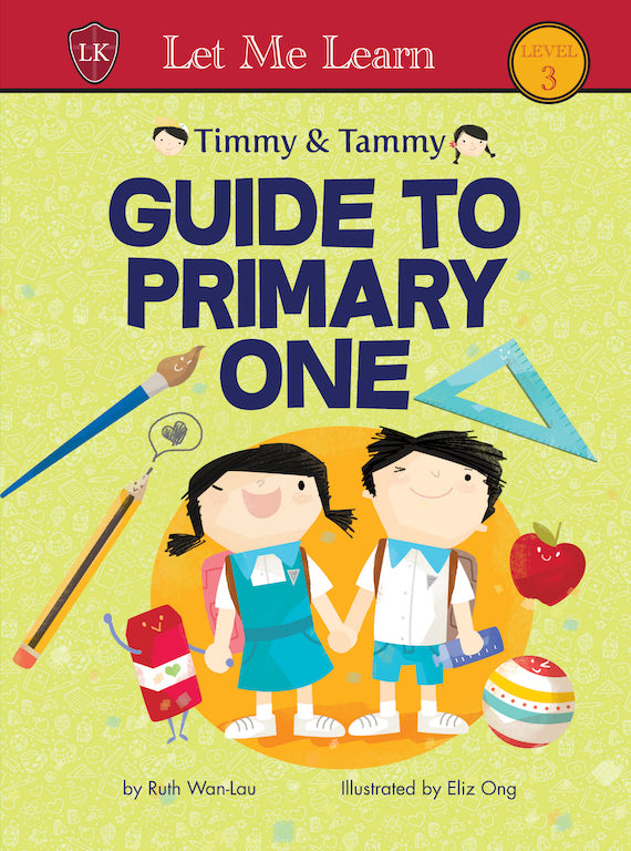 Timmy & Tammy: Guide to Primary One (Level 3)