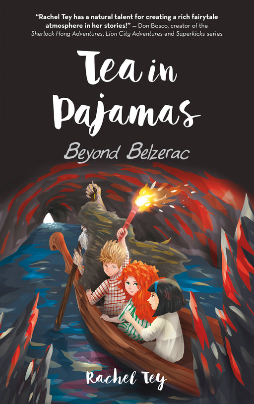 Tea In Pajamas: Beyond Belzerac