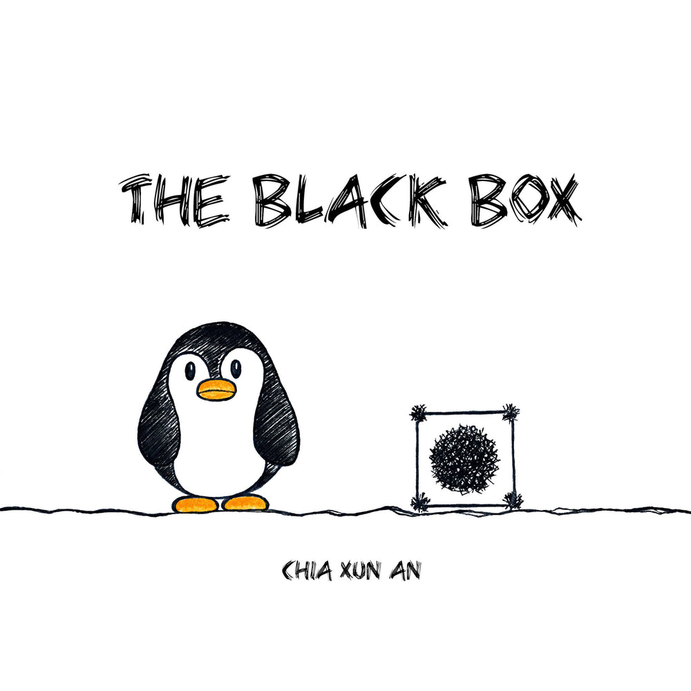 The Black Box - Localbooks.sg
