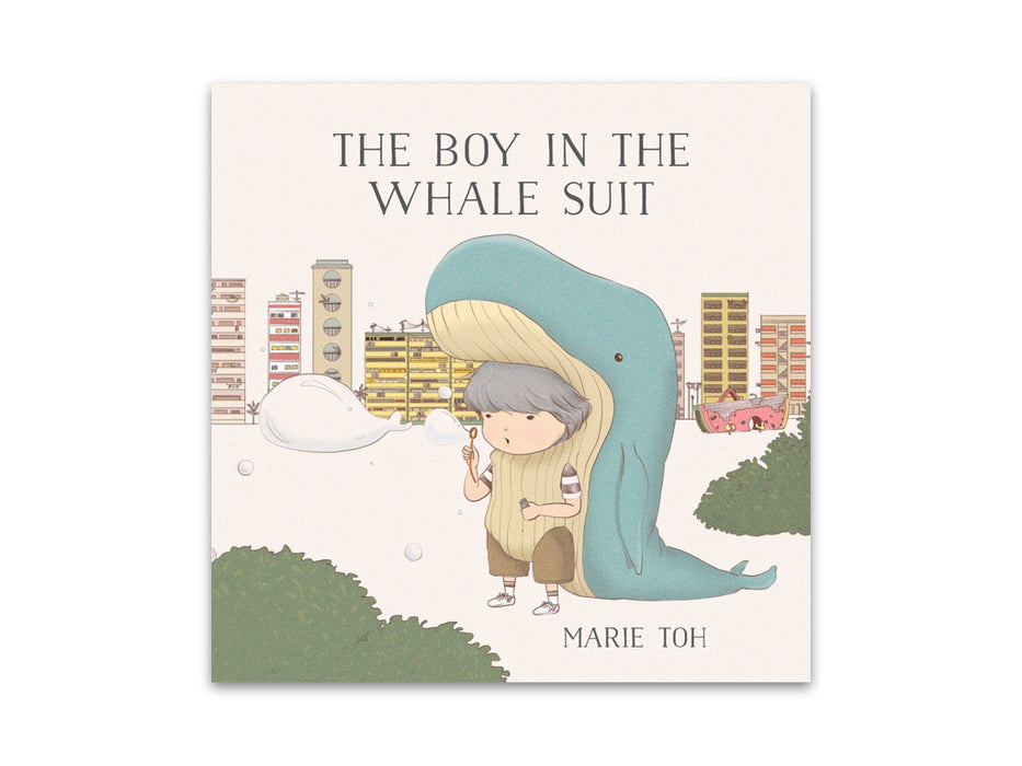 The Boy In The Whale Suit - Localbooks.sg
