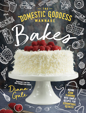 The Domestic Goddess Wannabe Bakes - Localbooks.sg