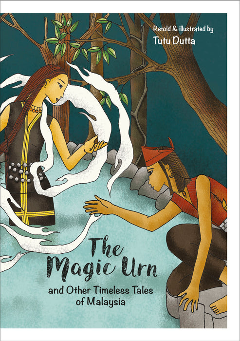 The Magic Urn & Other Timeless Tales of Malaysia - Localbooks.sg
