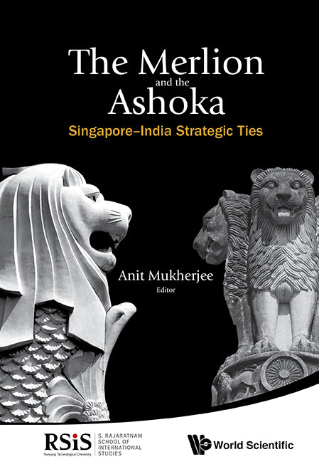 The Merlion and the Ashoka