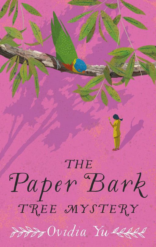 The Paper Bark Tree Mystery (Preorder)