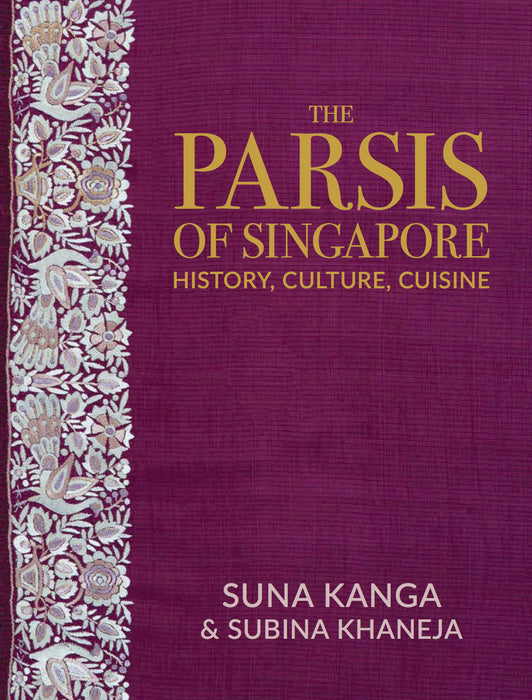 The Parsis of Singapore - Localbooks.sg