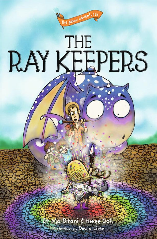 The Plano Adventures: The Ray Keepers (Book 2)