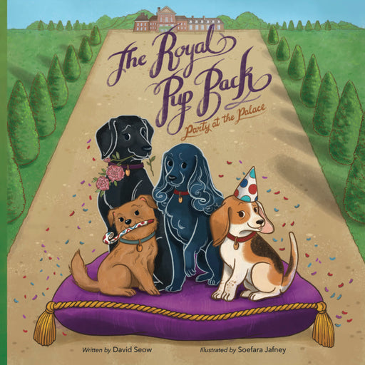 The Royal Pup Pack: Party at the Palace