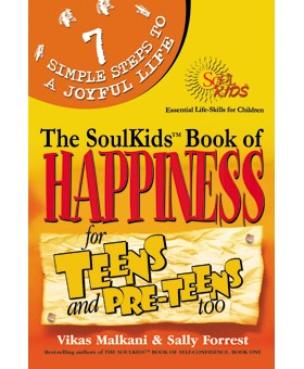 The SoulKids®  Book of Happiness for Teens and Pre-Teens too