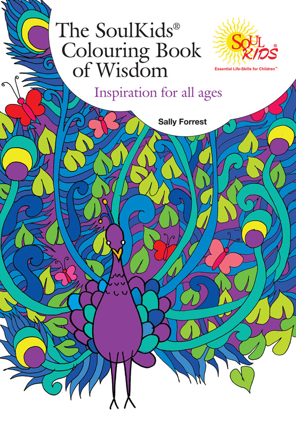 The SoulKids®  Colouring Book of Wisdom