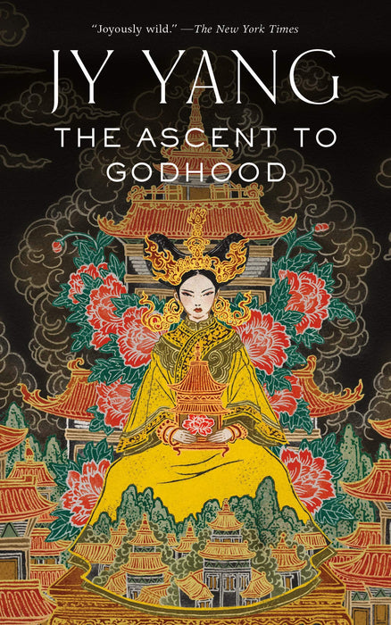 The Tensorate Series: The Ascent to Godhood (book 4)