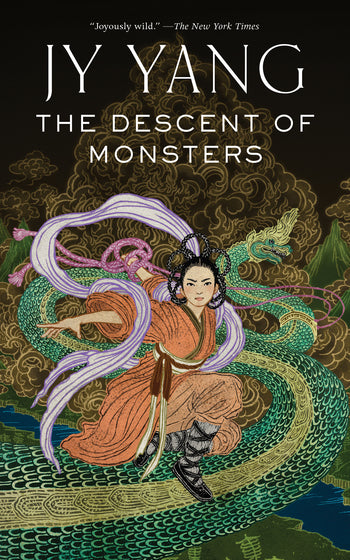 The Tensorate Series: The Descent of Monsters (book 3)