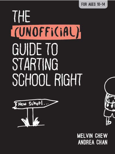 The (Unofficial) Guide to Starting School Right - Localbooks.sg