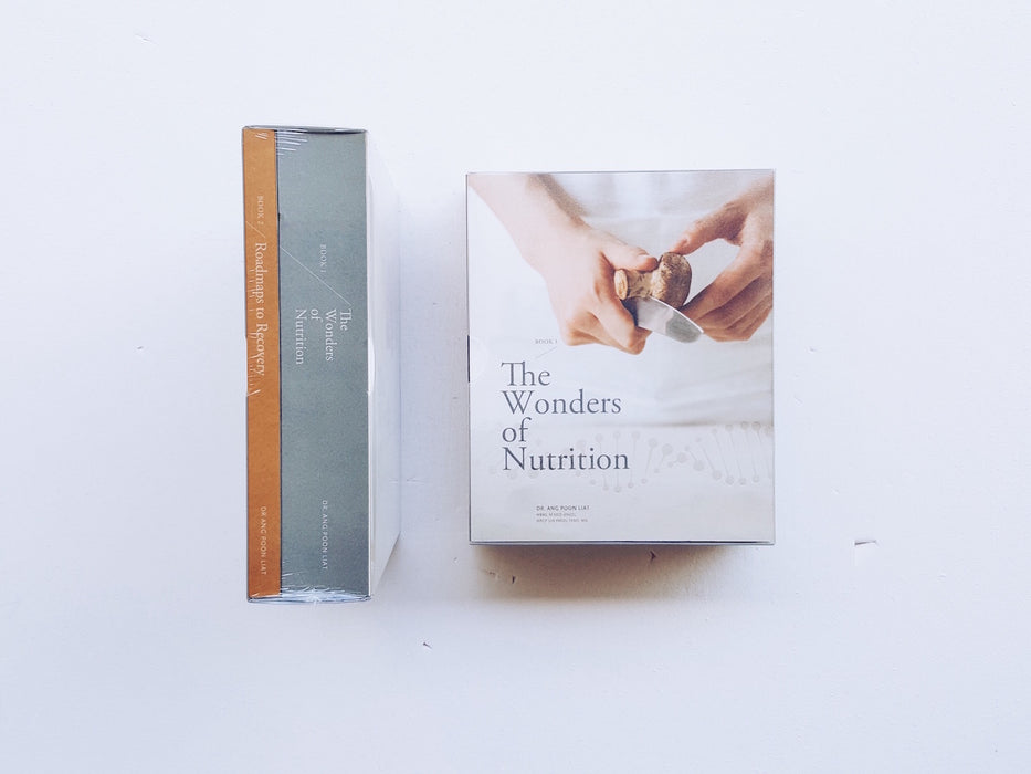 The Wonders of Nutrition Book Set - Localbooks.sg