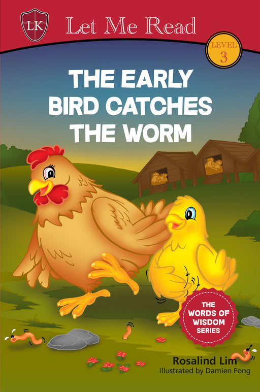 The Words of Wisdom Series (Level 3): The Early Bird Catches the Worm