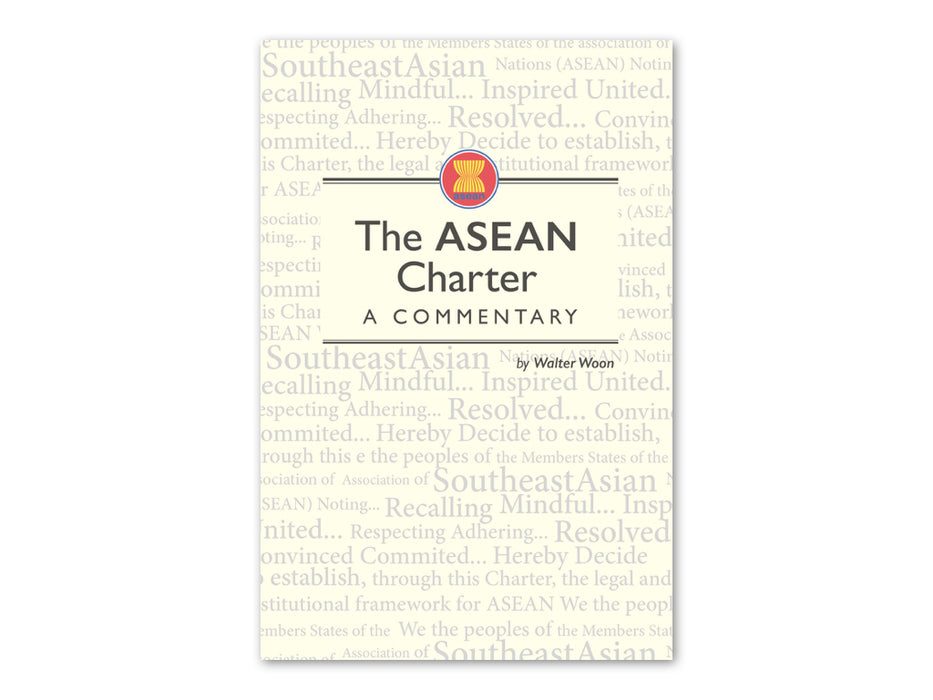 The Asean Charter: A Commentary (Hardback)