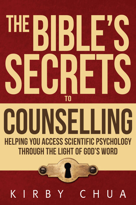 The Bible's Secrets to Counselling