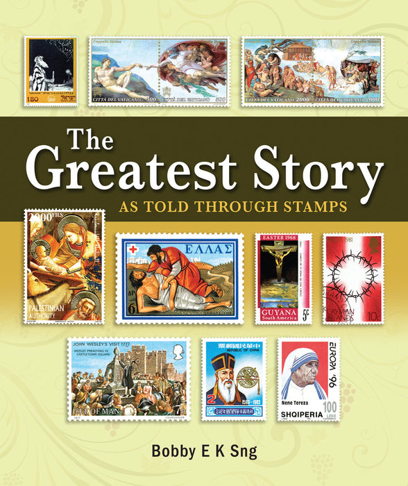 The Greatest Story as Told Through Stamps