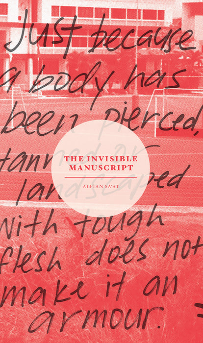 The Invisible Manuscript - Localbooks.sg