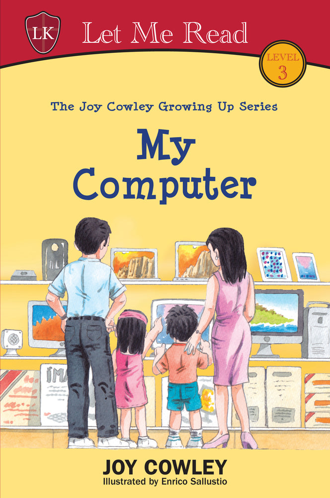 The Joy Cowley Growing Up Series: My Computer