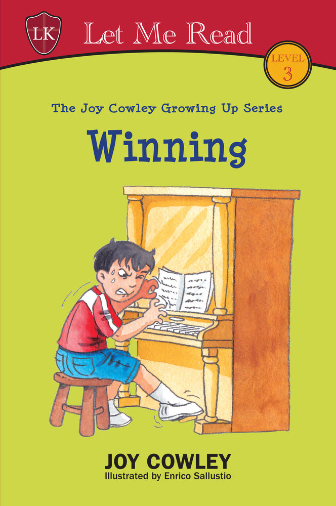 The Joy Cowley Growing Up Series: Winning