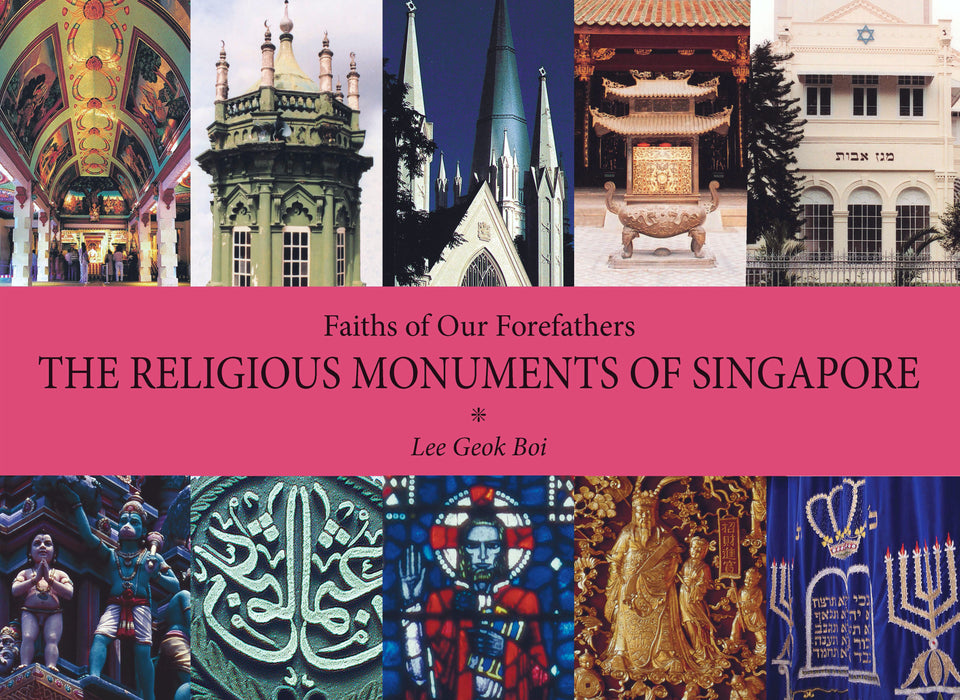 The Religious Monuments of Singapore - Localbooks.sg