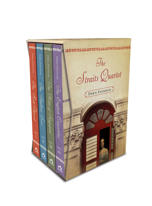 The Straits Quartet Box Set