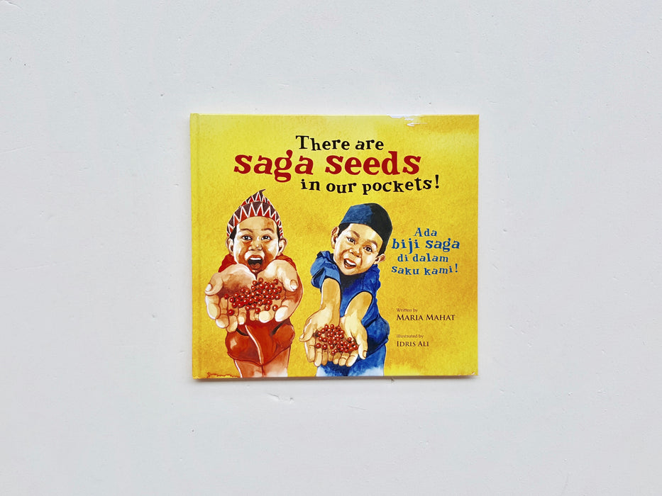 There are Saga Seeds in our Pockets! - Localbooks.sg