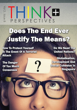 Think+ Perspectives Issue 8