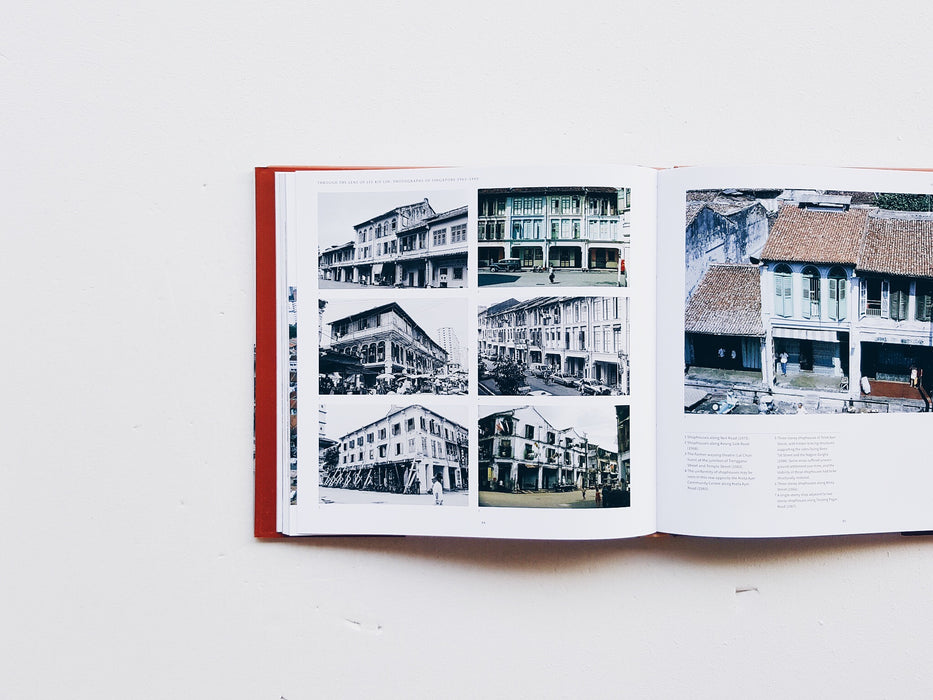 Through the Lens of Lee Kip Lin Photographs of Singapore 1965 to 1995 Inside Pages