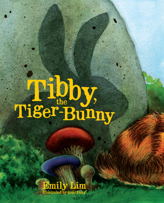 Tibby, the Tiger Bunny - Localbooks.sg